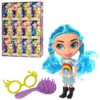 Кукла Hairdorables, прозр. коробка