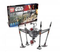"""Конструктор LEPIN Star Wars 325 дет. """"Самонаводящийся дроид-паук"""""""