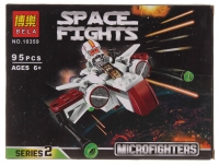 """Конструктор BELA Star Wars 95 дет. """"Звездный истребитель ARC-170 мини"""""""