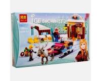 """Конструктор BELA Friends 180 дет. """"Лего Анна и Кристоф: прогулка на санях"""""""