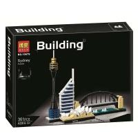 """Конструктор BELA Building 361 дет. """"Сидней"""""""
