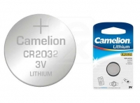 Эл. питания Camelion CR 2032 1 шт