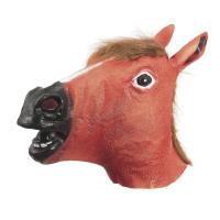 Карнавальная маска «Лошадь», цвет коричневый