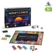 Экономическая игра для мальчиков «MONEY POLYS. Город чемпионов», 5+