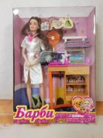 Кукла Барби Доктор