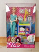 Кукла Доктор Elisa