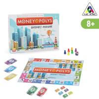 Экономическая игра «MONEY POLYS. Бизнес-мания», 8+