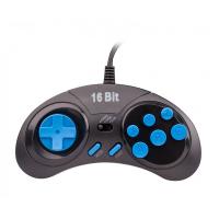 Джойстик Sega 16-bit черный