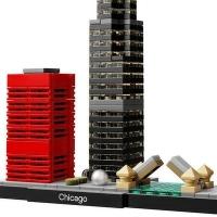 """Конструктор BELA Building 444 дет. """"Чикаго"""""""