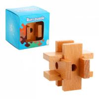 Головоломка деревянная мини № 11