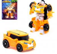 Робот трансформер «Автобот», цвета МИКС
