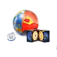 Научные опыты «Планета Земля»