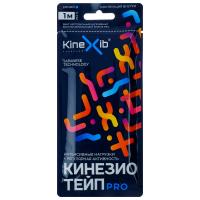 Кинезио-тейп Kinexib Pro, 5 см х 1 м, синий