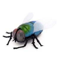 Животное радиоуправляемое «Муха», работает от батареек, свет