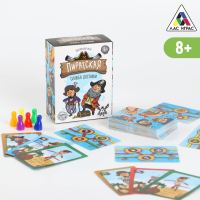 Настольная игра «Пиратская служба доставки»