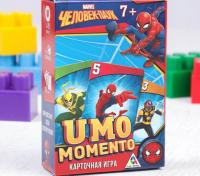 """Настольная игра """"UMO momento. Человек-паук"""", MARVEL"""
