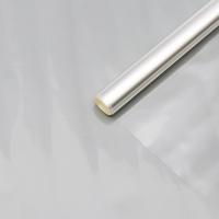 Плёнка для цветов прозрачная 0,6 х 9,3 м, 200 г, 40 мкм