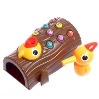 Развивающий набор «Накорми птенчика»