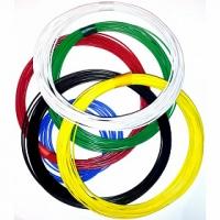 Набор с пластиком: PLA6 (по 10м. 6 цветов в коробке)