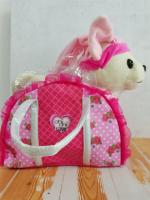 ЧиЧиЛав с сумочке розовой (ходит, танцует)