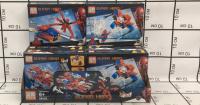 Конструктор PRCK Super Hero «Человек-Паук на транспорте» 4 вида