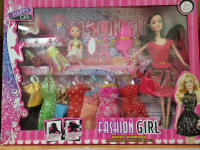 Кукла с аксессуарами Fashion Girl