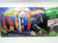 "Автотрек HW ""Змея и Крокодил"", 2 машинки"