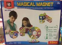 Конструктор Магнитный 52 дет.