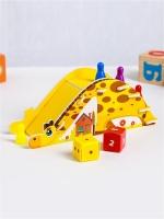 Настольная игра для малышей «Добрый жираф»