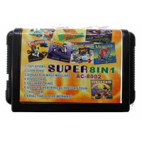 Картридж Sega 16b 8in1 AC8002(ToyStory+LKing+Donald+Pinoc+TSpin+...) (рус)