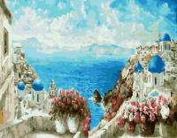 Картины по номерам 40х50 Адриатическое море