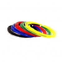 Набор с пластиком: ABS6 (по 10м. 6 цветов в коробке)