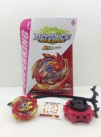 Beylade Super Hyperion Xceed 1A (Flame, волчок, дв. запуск, хомут)