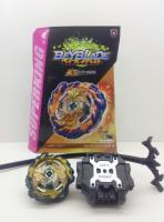 Beyblade Mirage Fafnir Nothing 2S (Flame, волчок, дв. запуск, хомут)