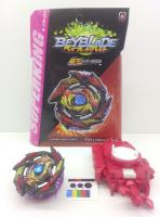 Beyblade Death Diabolos 4Turn Merge 1D (Flame, волчок, двуст. вер. запуск)