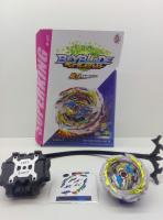 Beyblade Tempest Dragon Charge Metal 1A (Flame, волчок, дв. запуск, хомут)