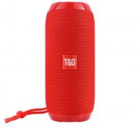 Bluetooth-колонка TG-117 красная