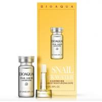 Сыворотка для лица с муцином улитки Bioaqua