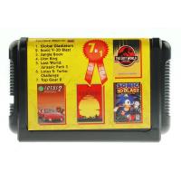 Картридж Sega 7in1 (JBook+LKing+...) (рус)SK