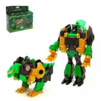 Робот-трансформер «Динозавр», трансформируется одним движением