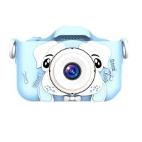 """Детский фотоаппарат Fun Camera """"Dog"""" (голубой)"""