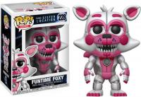 Аниматроники POP! Funtime Foxy