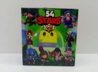 Герой + 3 карточки 54 STARS в коробочке