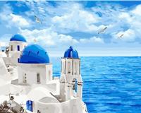 Картины по номерам 40х50 Эгейское море