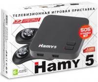 """Игровая приставка """"Hamy 5"""" (505-in-1) Classic Black"""