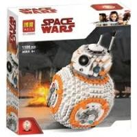 """Конструктор BELA Star Wars 1106 дет. """"BB-8"""""""