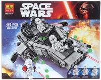 """Конструктор BELA Space Wars 463 дет. """"Снежный спидер Первого Ордена"""""""