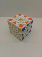 Кубик-рубик с шестеренками