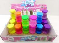 Лизун Sand Glue Series, с блестками