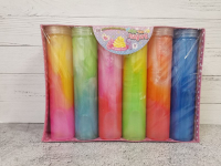 Лизун Sherbet Jelly разноцветный в тубусе